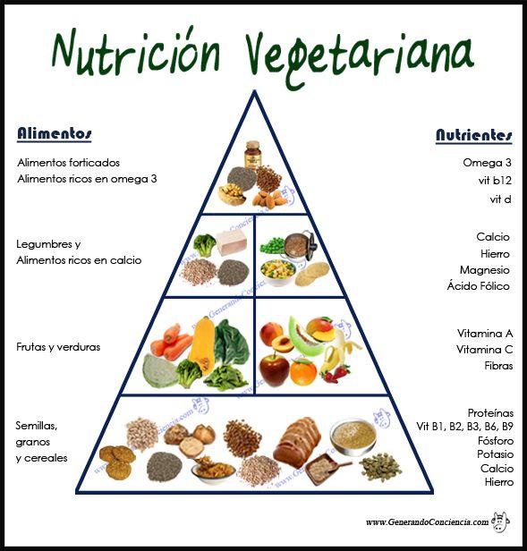Triangulo alimenticio para adelgazar