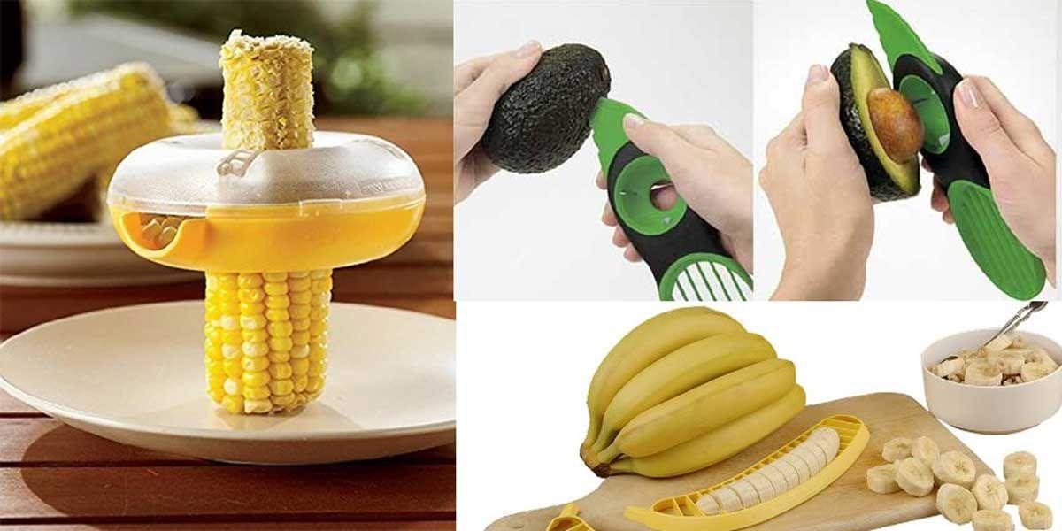 Resultado de imagen para objetos curiosos para las cocina - Objetos de cocina ...