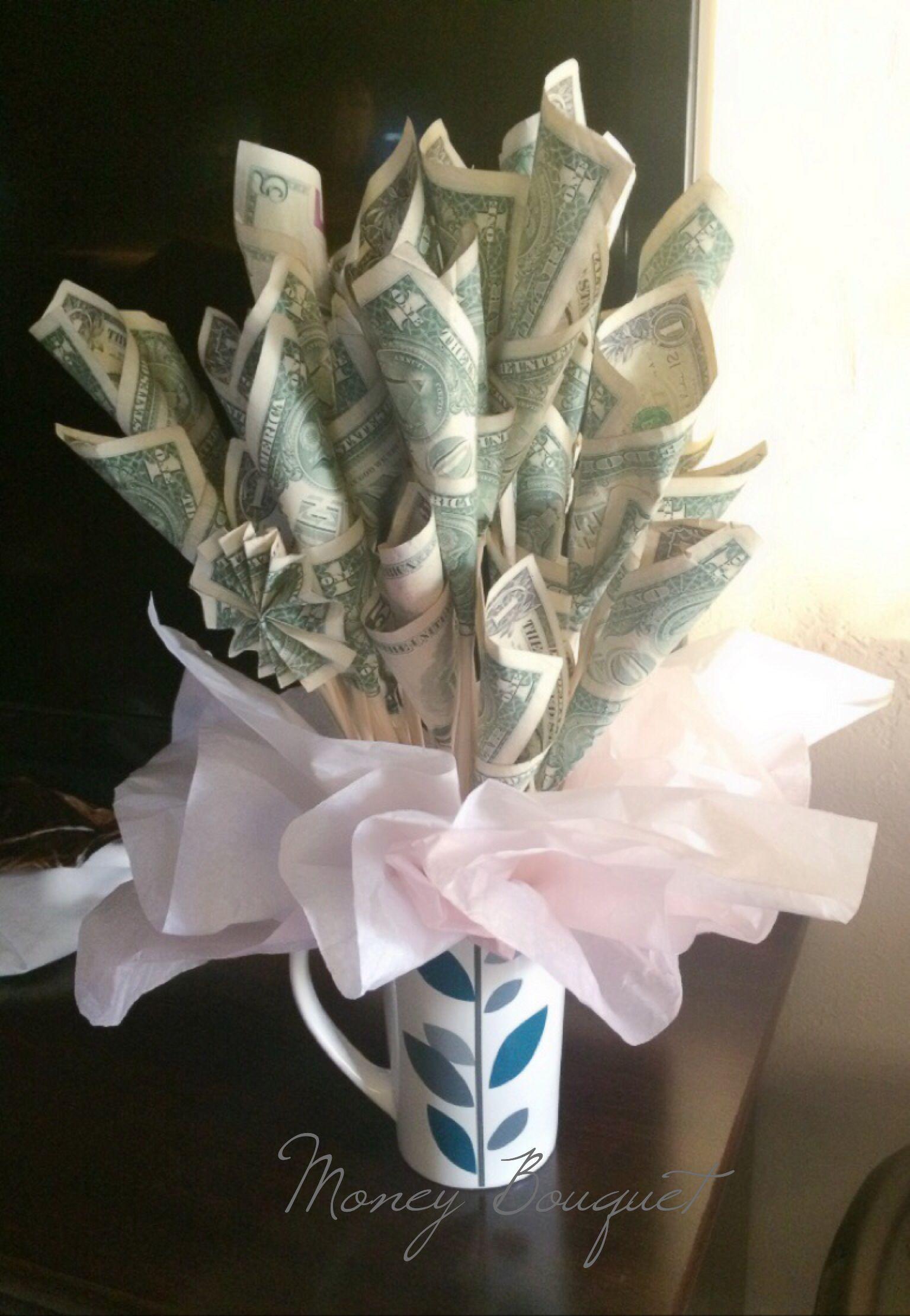 Money bouquet | My creative side | Pinterest | Money trees ...