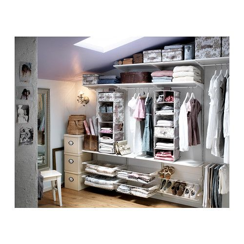 dressing de r ve algot cr maill re barre organiseur chauss ikea annabella room redo. Black Bedroom Furniture Sets. Home Design Ideas