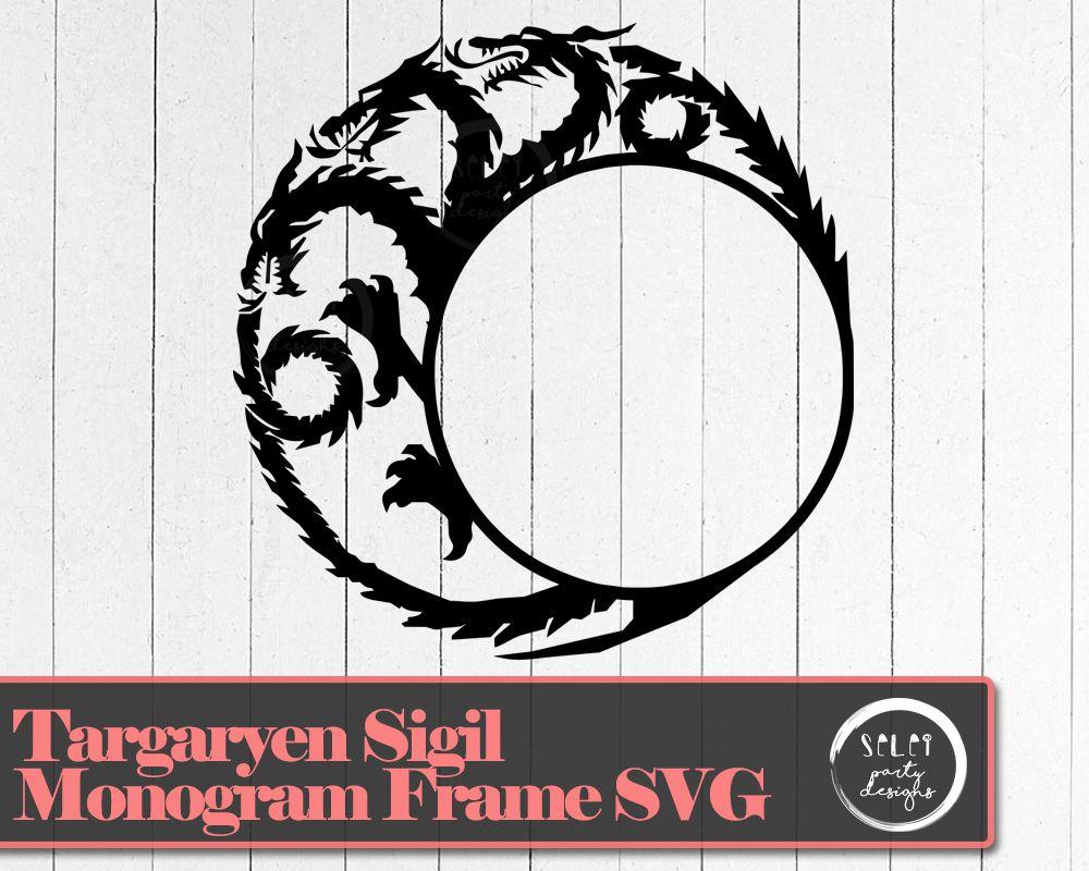 Pin by Jaclyn Marie Abbott on SVGs | Monogram, Monogram frame, Cricut