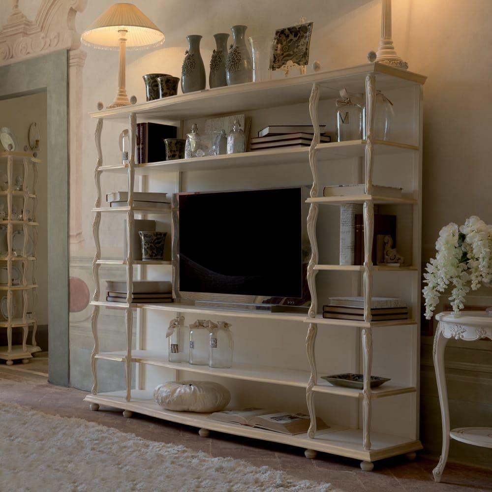 Classic Italian Designer Freestanding TV Unit