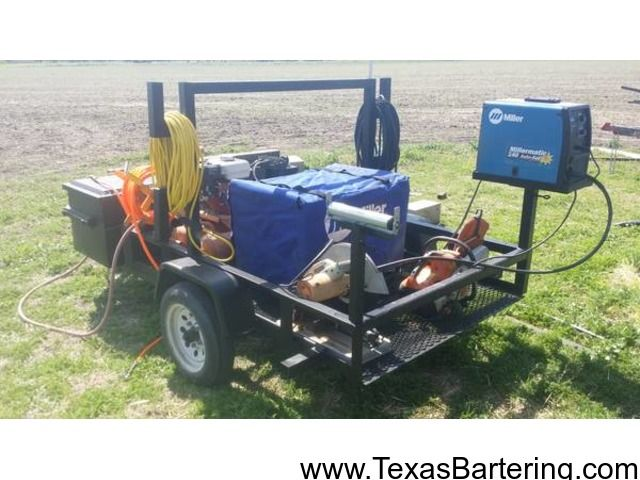 welding trailer - Google Search