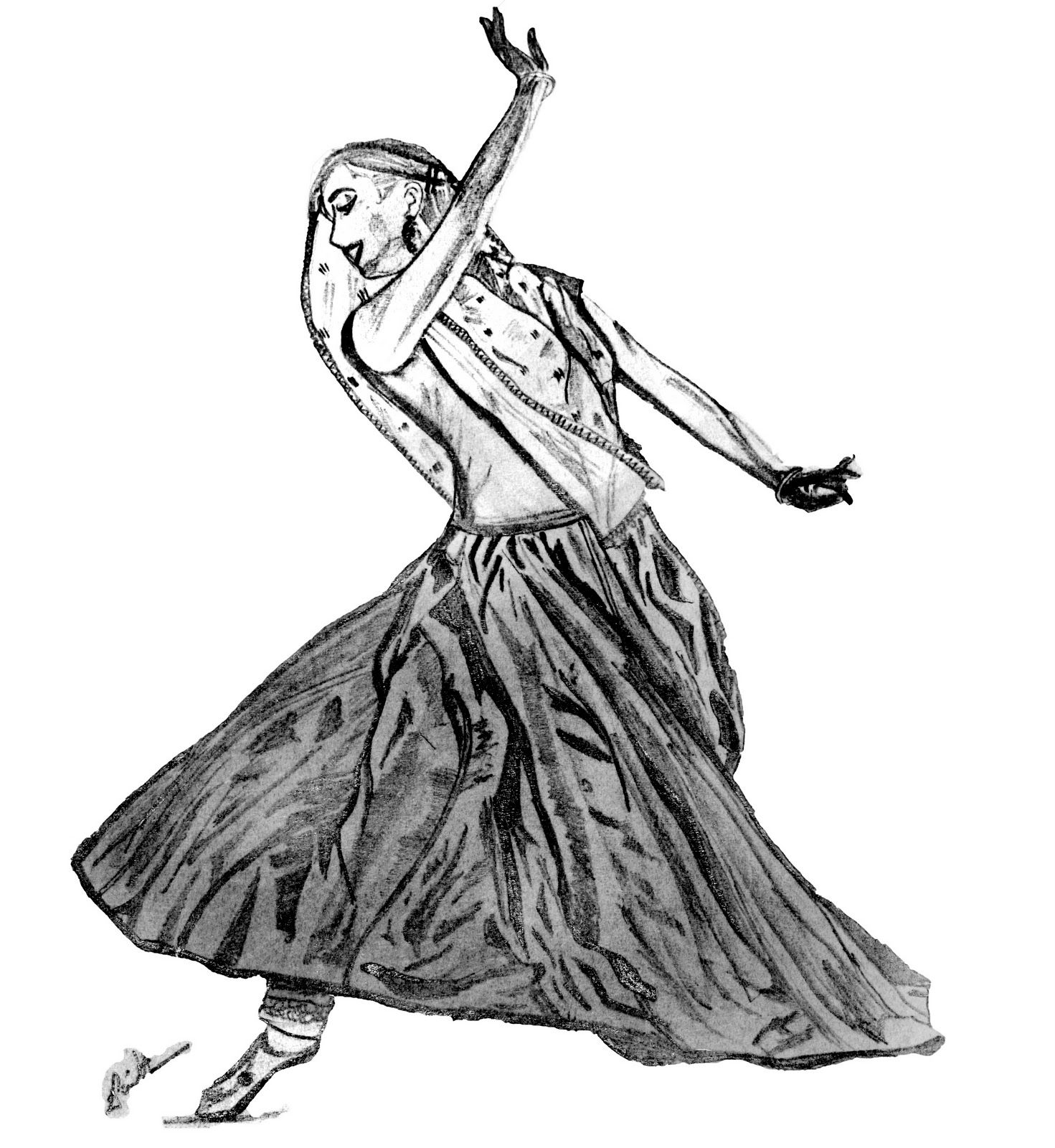 Kathak Dance Kathak Dance Dancing Drawings Latin Dance Photography