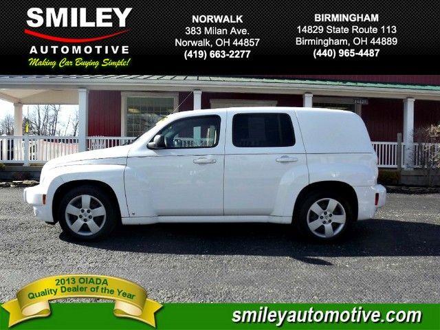 2010 Chevrolet Hhr Ls Norwalk Ohio Smiley Automotive With