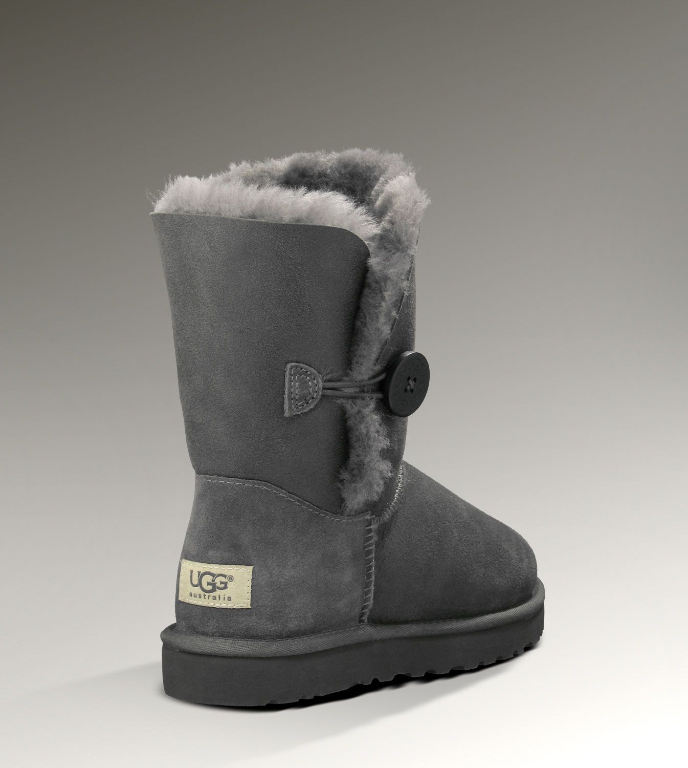 97efe1d1894 UGG® Bailey Button Bomber for Women | Leather Bomber Style Boots at ...