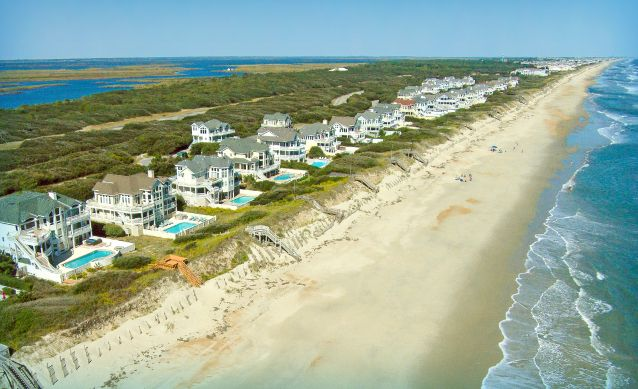 Outer Banks Rentals | Oceanfront OBX Vacation Rentals NC. Sun Realty ...