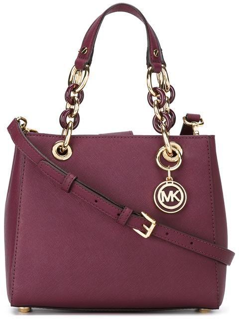 f3f657049 MICHAEL MICHAEL KORS 'Cynthia' Tote. #michaelmichaelkors #bags #leather  #hand bags #tote #
