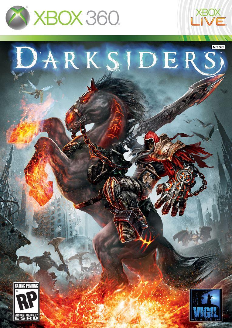 61 1 Jugador Nordic Games Jim Lee Art Darksiders Game