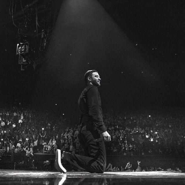 Justin Timberlake @ the LA Forum