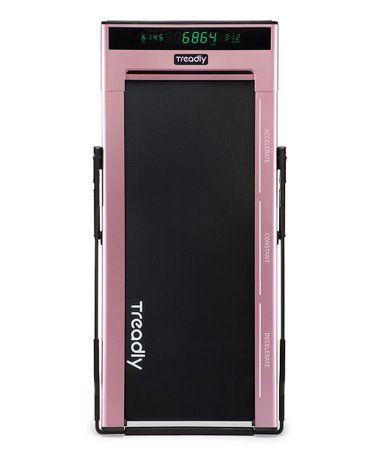 loving this pink treadmill on zulily zulilyfinds