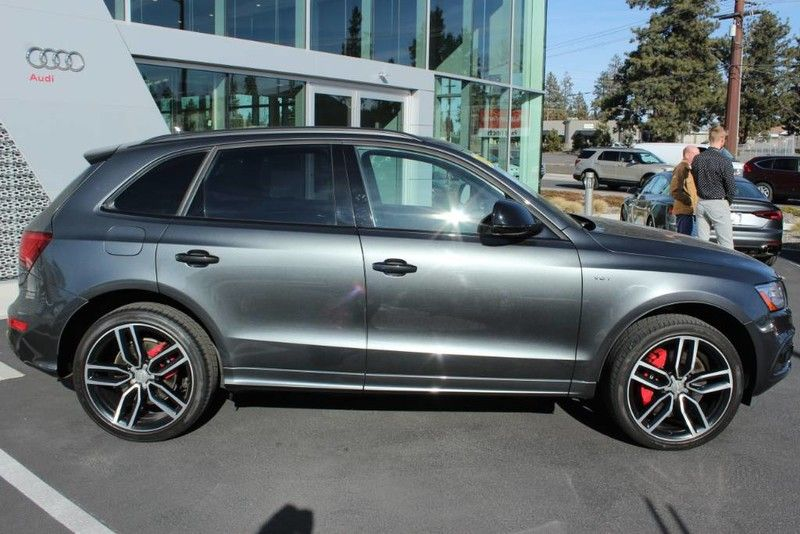 PreOwned 2017 Audi SQ5 Premium Plus SUV for Sale BU2237