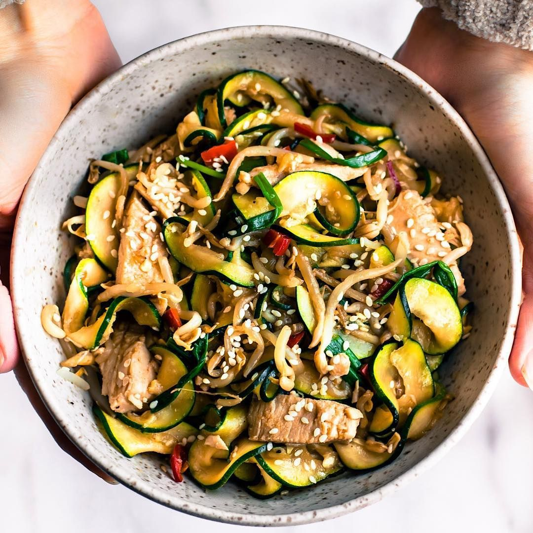 12 spiralized veggies that will totally make your mouth