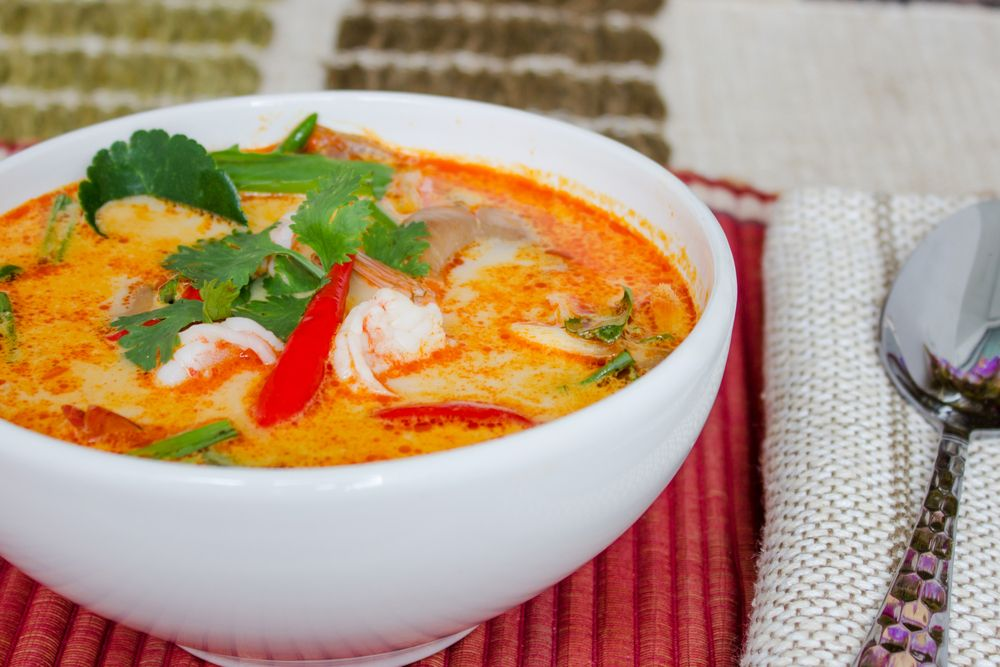 Easy thai red curry recipes