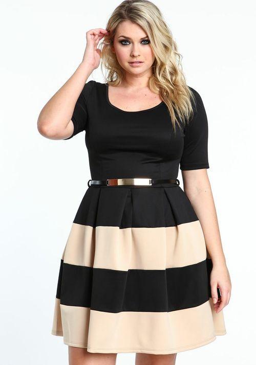 Vestidos modernos cortos de moda