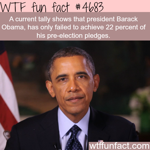 What Fiscal Cliff Means >> How many pledges did Obama fail to achieve - WTF fun facts | WTF Facts ☆ミ(o*・ω・)ノ | Pinterest ...