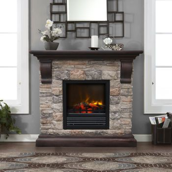 Costco Paramount Bray Electric Fireplace