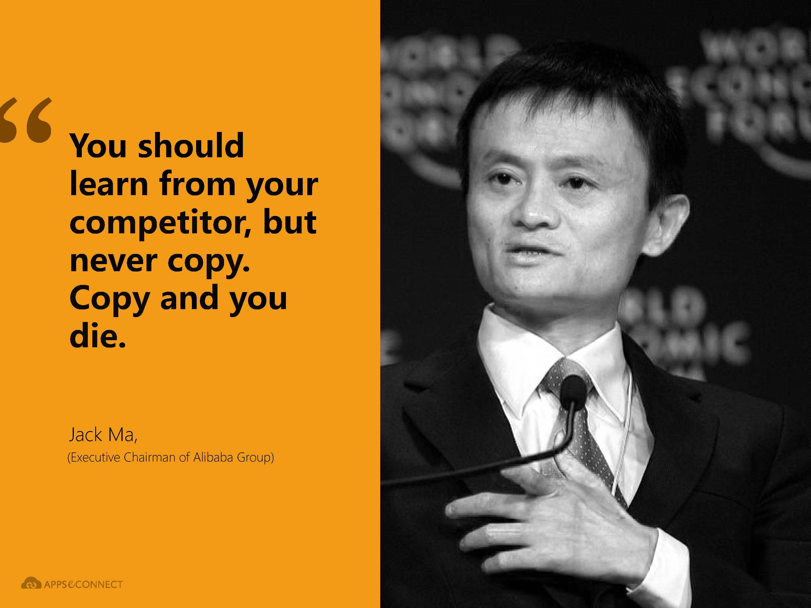Quotes From Jackma Executive Chairman Of Alibabagroup Business Inspiration Quotes Motivational Picture Quotes Financial Quotes