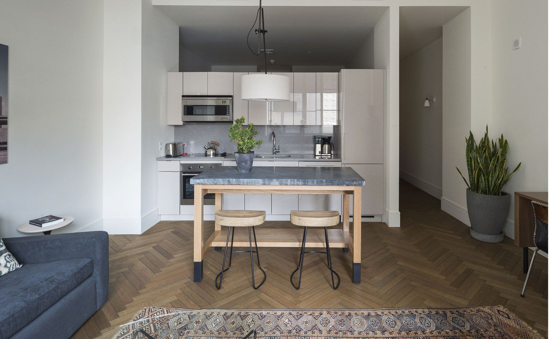 Roost Apartment Hotel — Philadelphia, USA Modern room