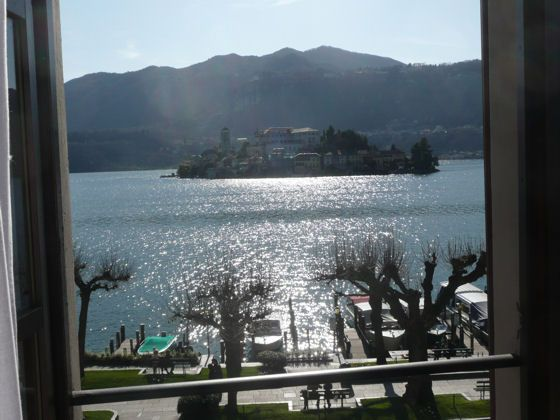 Lake Orta accom