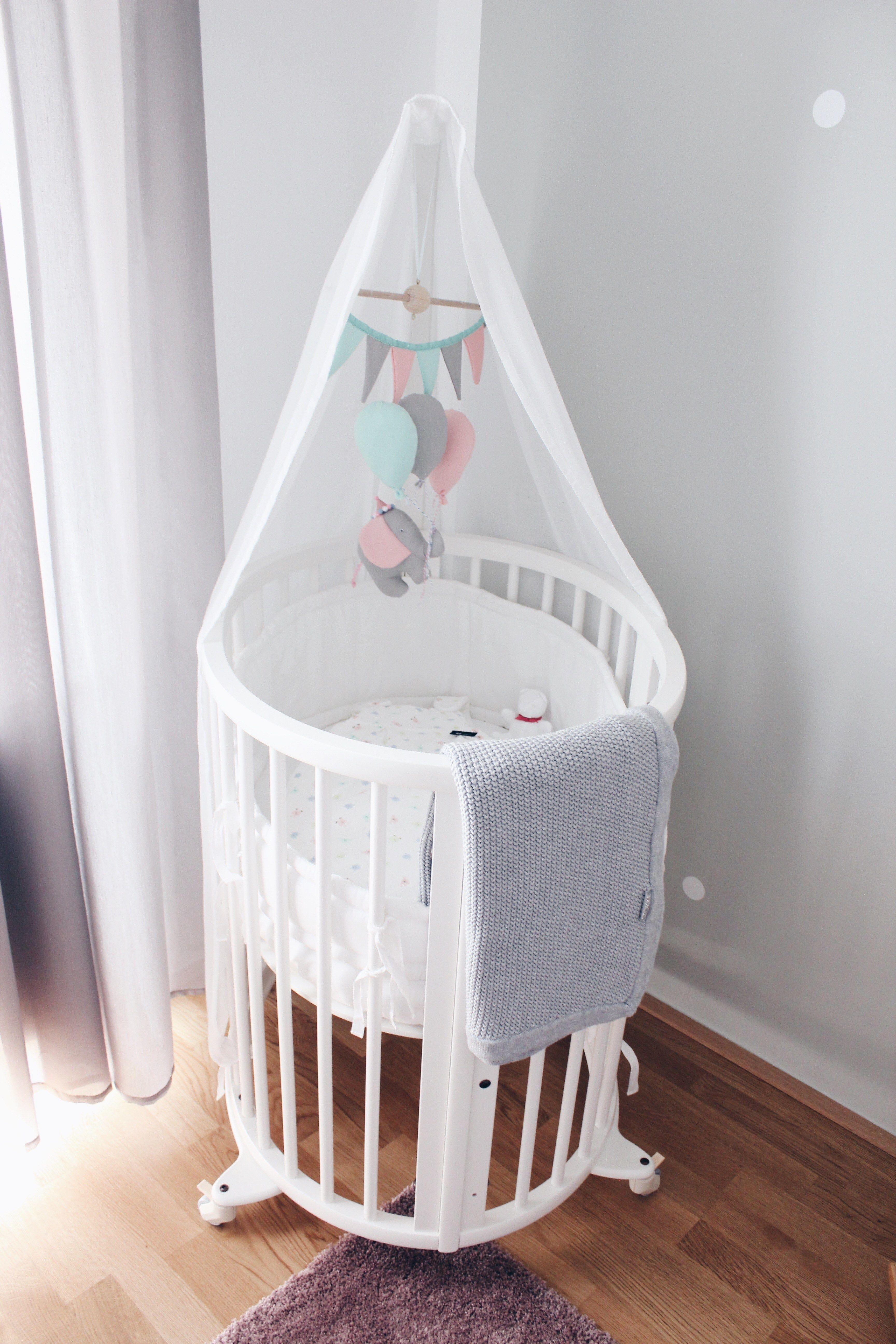 My baby babyzimmer perfect babyzimmer set weiss grau babymobel gunstig julia von my baby lou - Babyzimmer michi ...