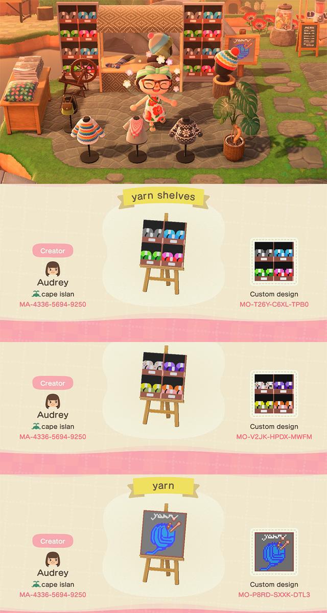 Yarn Shop Festival Stall Acqr Animal Crossing 3ds Animal Crossing Animal Crossing Game