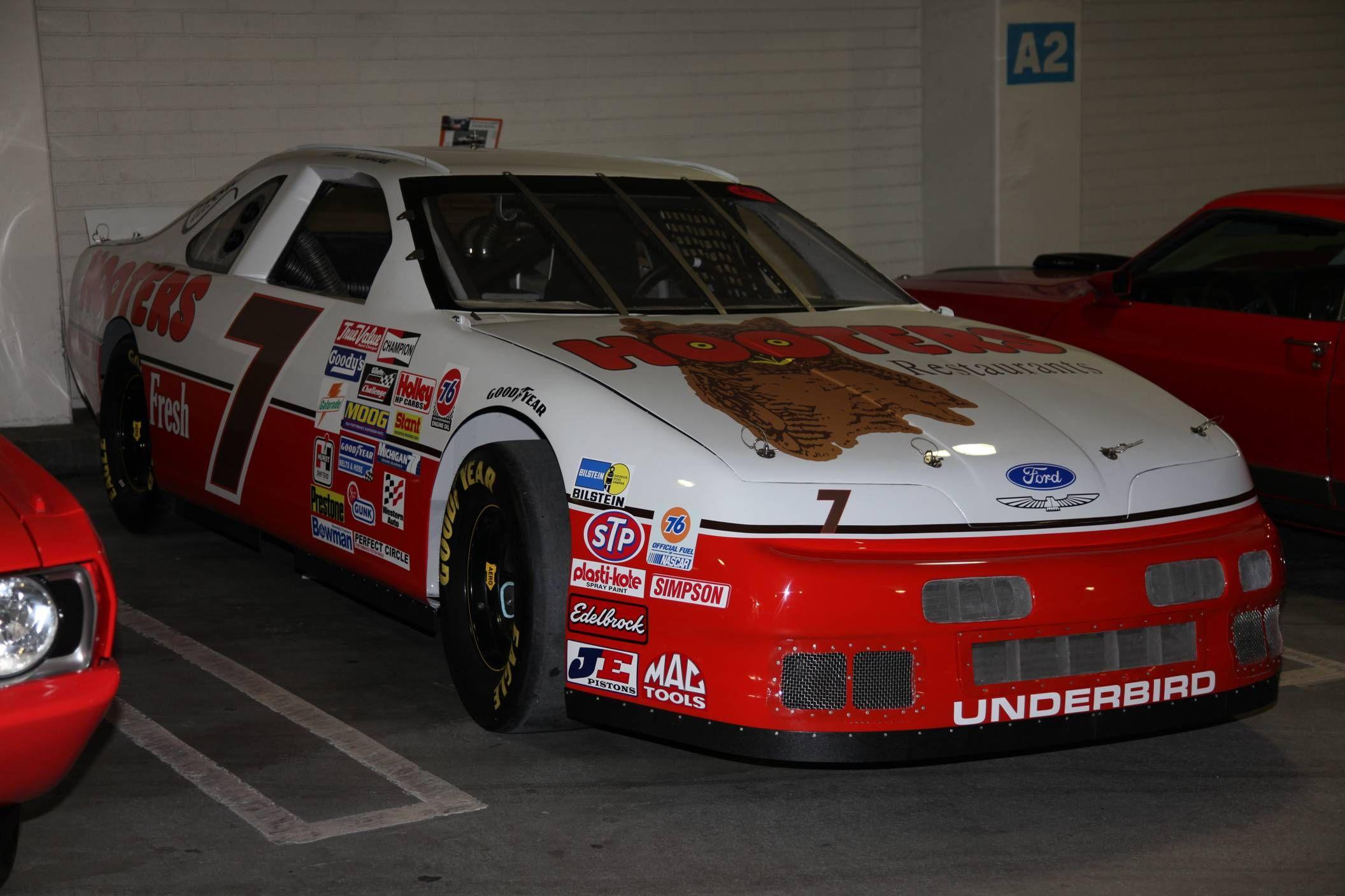 Alan Kulwicki Ford Thunderbird Race Car & Alan Kulwicki Ford Thunderbird Race Car | My Wheels | Pinterest ... markmcfarlin.com