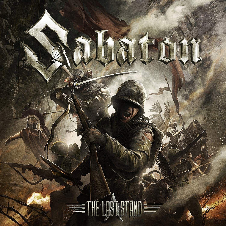Awesome Sabaton The Last Stand Wallpaper Sabaton Last Stand Power Metal