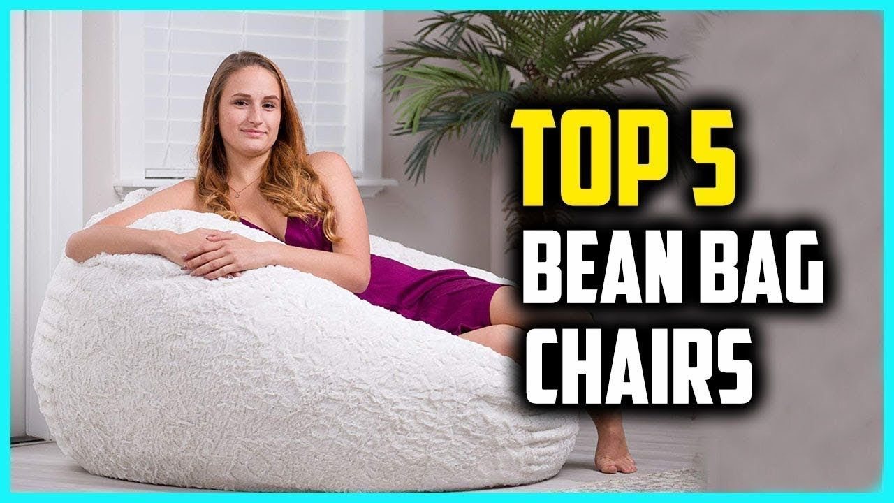 Top 5 Best Bean Bag Chairs In 2018 Reviews https//youtu
