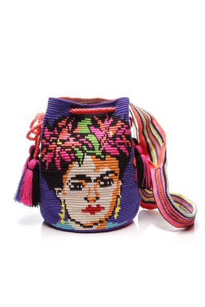 Well, that's a gift that would make my day! Frida Wayuu. It's on my #wishlist on Wishtack.com…