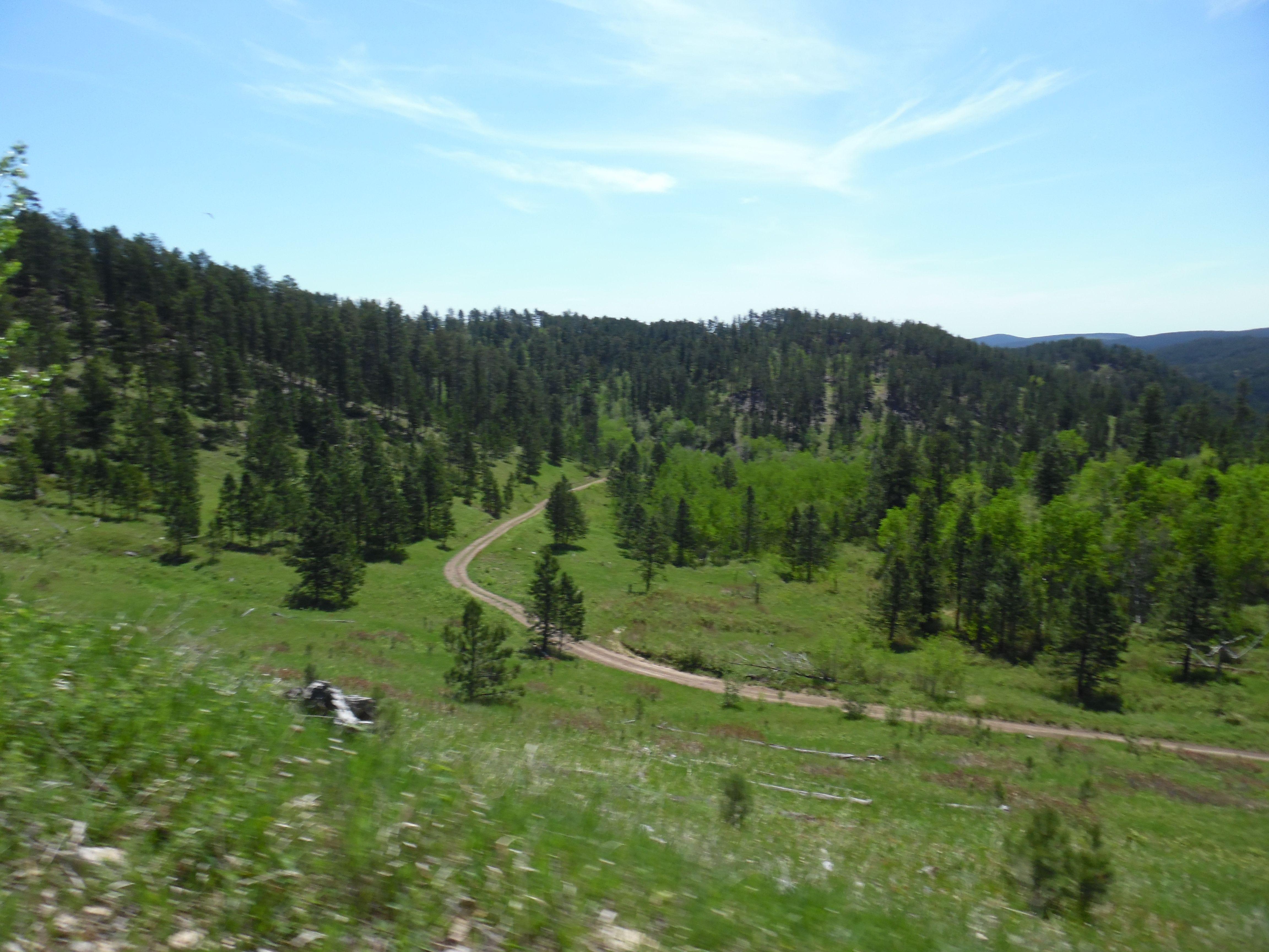 Atv trailheads black hills south dakota natural landmarks