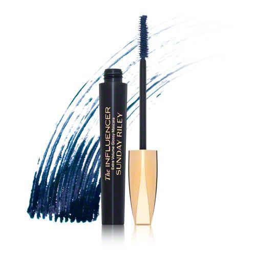 The Influencer Extra Volume Glossy Mascara - Midnight Sapphire (0.34 oz.) by Sunday Riley   Dermstore