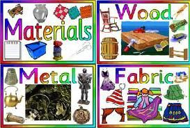 Image result for materials and their properties ks1