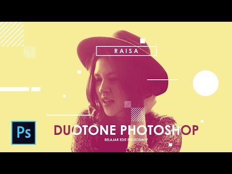 Cara Edit foto keren dengan teknik Duotone Photoshop ...
