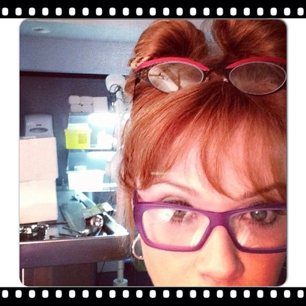 Doesn't #drbettyrogers (played by actress Lauren Holly) look in her new #eyewear? Watch Season 2 of Motive (Canada's hit series, CTV) to see her trendy #specs #styled and #handpicked by Olga from #eyewearbyolga. #ebo #theo #cg #clairegoldsmith #lef #luxury #specs #glasses #chic #MOTIVE #laurenholly @Theo Bunce Eyewear