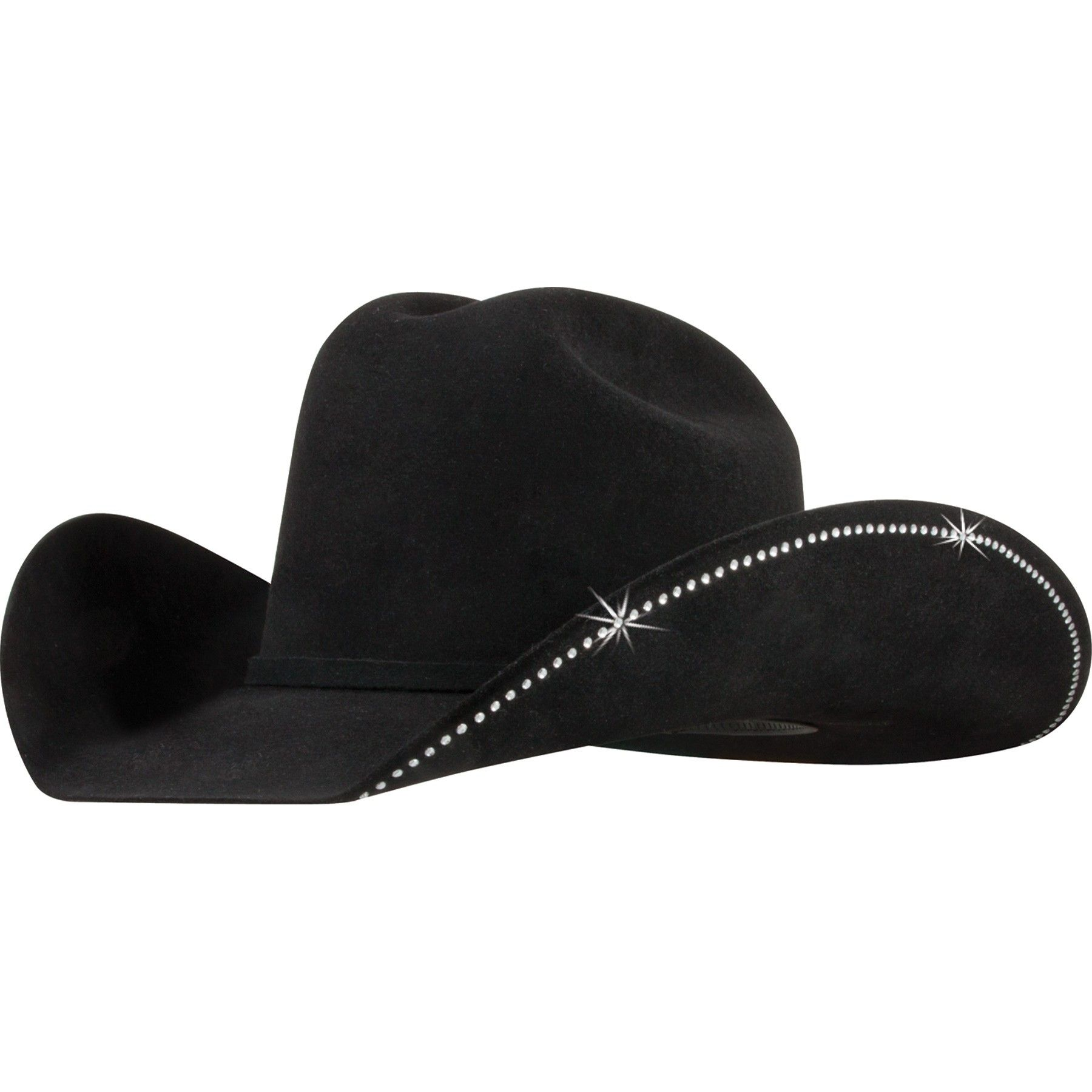 5285e6e6b Serratelli 4X Black Hat with Crystal Edge in 2019 | farmer's ...