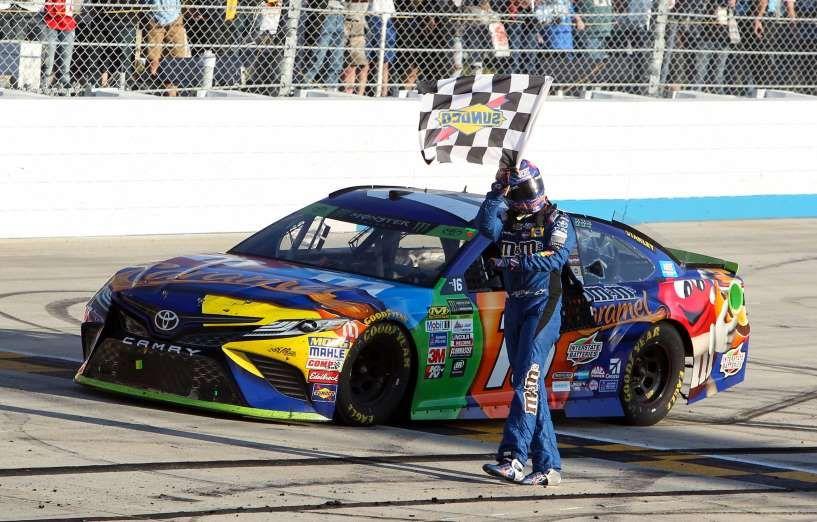 2017 NASCAR Cup Series race winners November 19, 2017