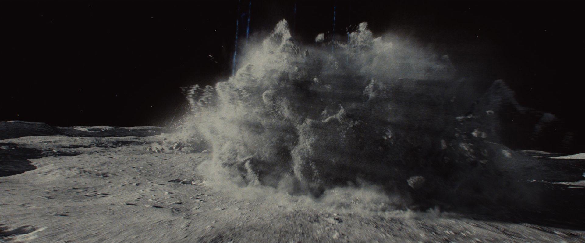 Dust Particles Sound Effect
