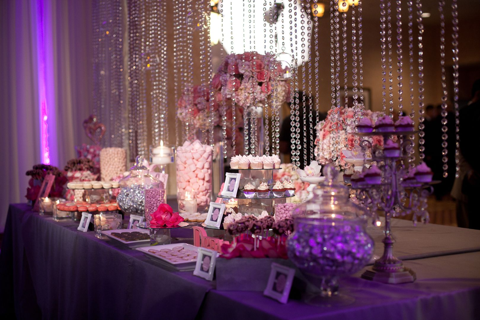 Yummy Candy Station Party Ideas Candy Bar Wedding