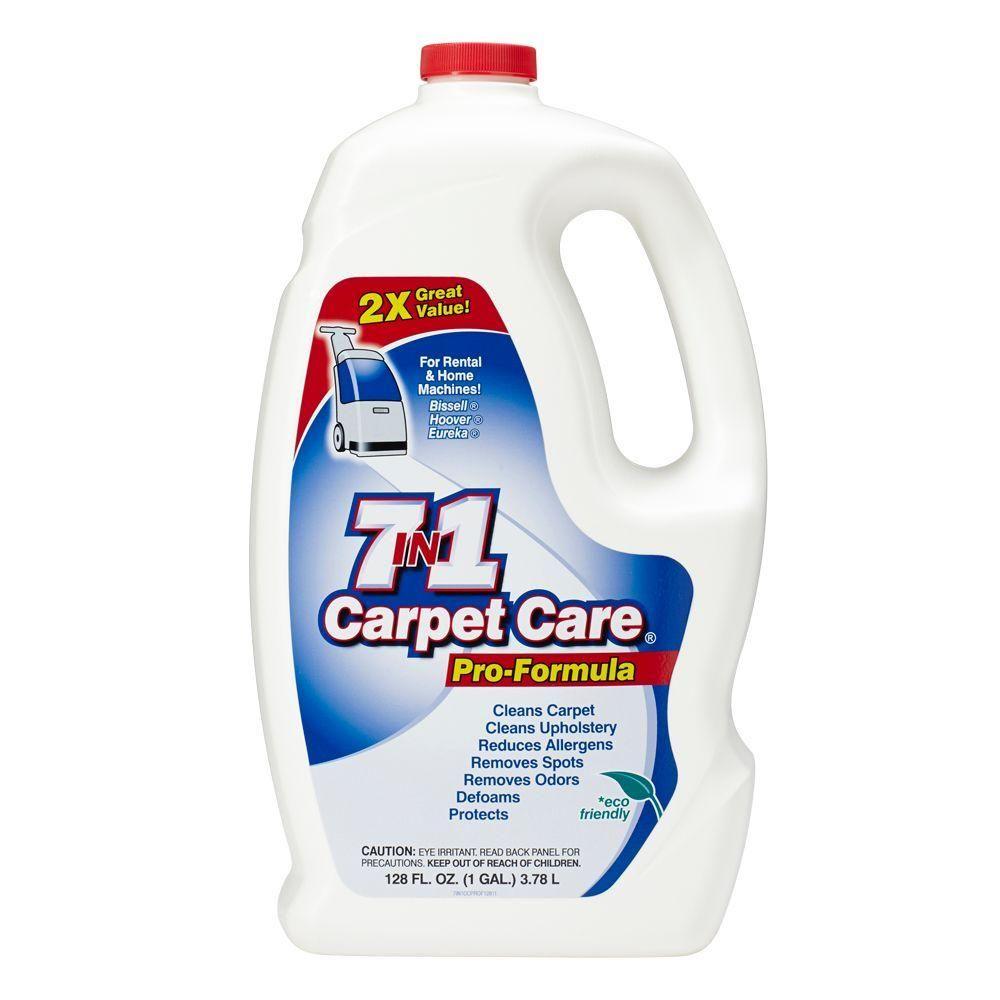 7IN1 Carpet Care 128 oz. Carpet Cleaner Pro Formula