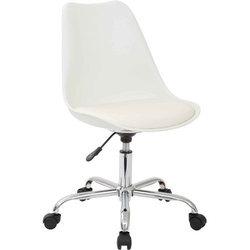 Emerson Student Office Chair White