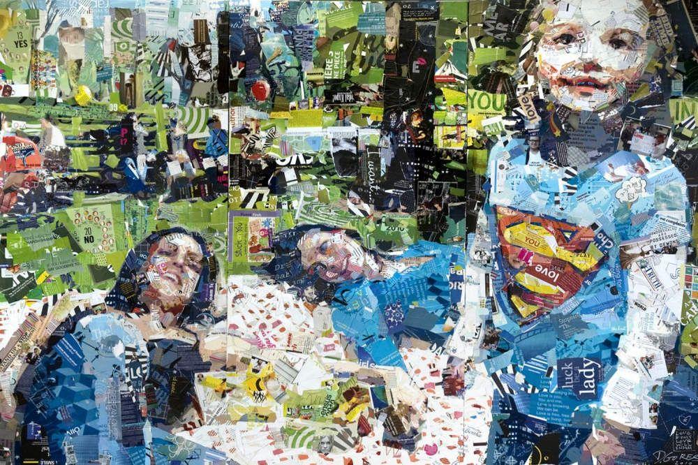 является опорой фото из журнала как произведение искусства интересное, как