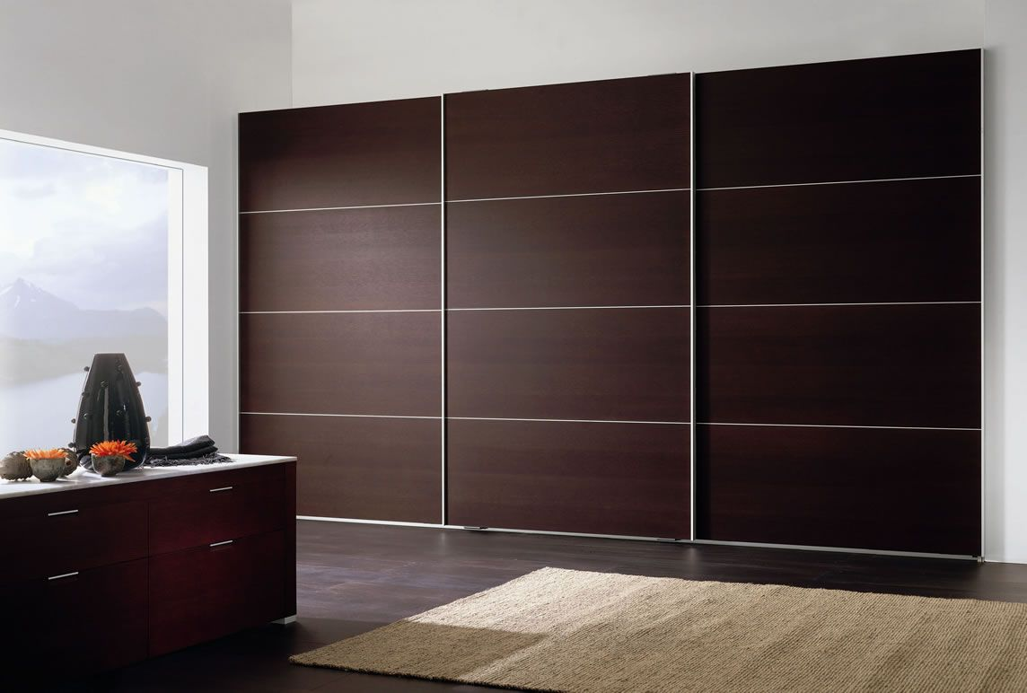 35 modern wardrobe furniture designs wardrobe design for Bedroom built in wardrobe designs