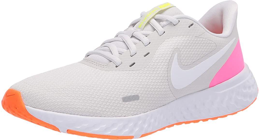 construir Chirrido letra  Amazon.com | Nike Women's Revolution 5 Running Shoe,  Black/White-Anthracite, 7 Regular US | Road Running | Nike shoes women,  Running shoes, Mens nike shoes