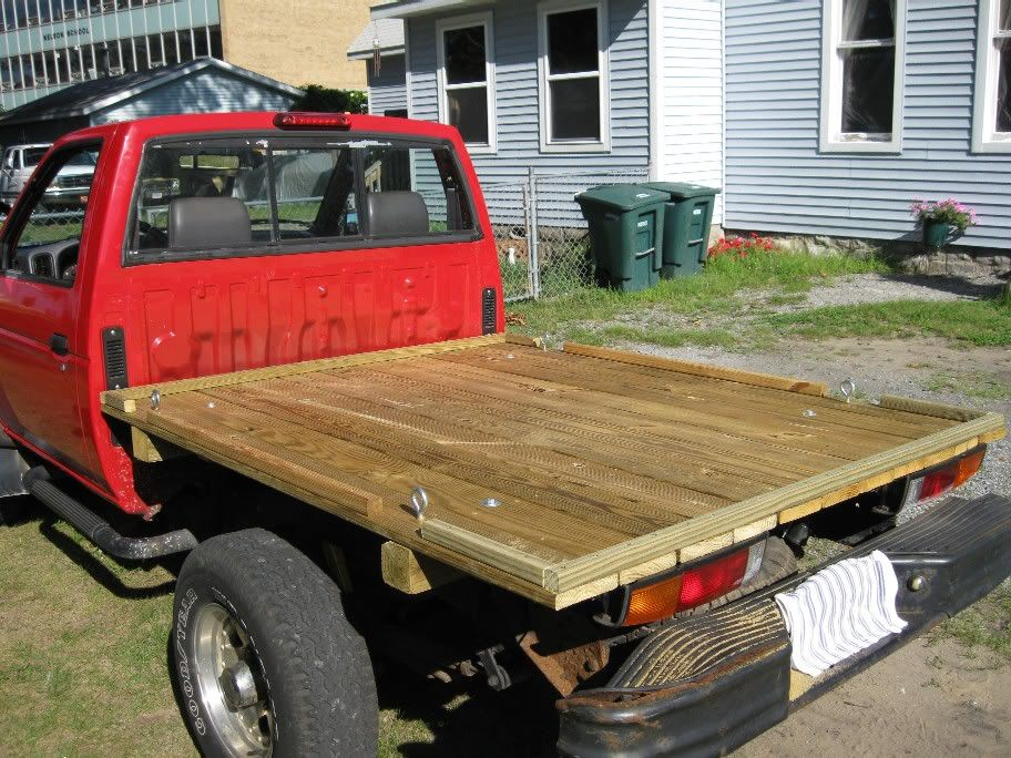 Wood Truck Flatbed Www Pixshark Com Images Galleries