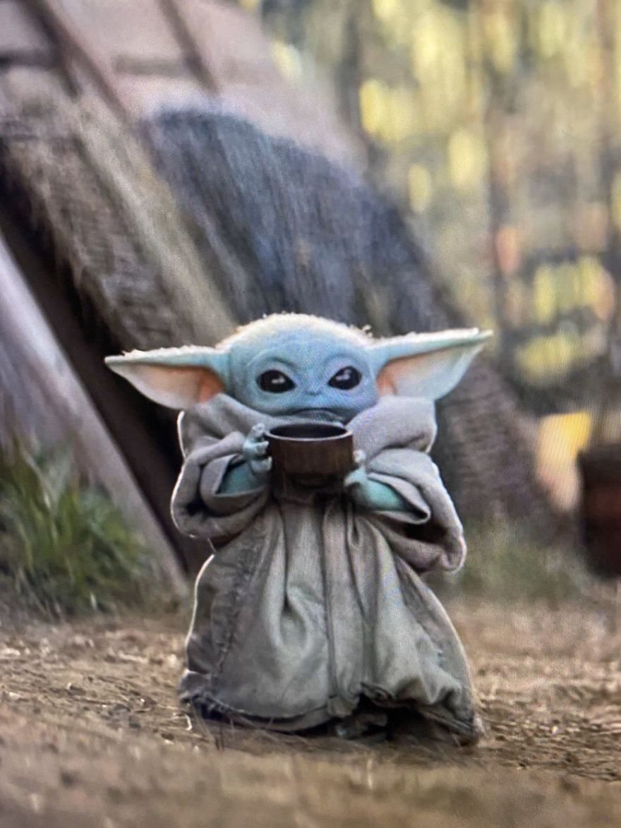 Baby Yoda Memes To Brighten Your Day Https Aworkstation Com Baby Yoda Memes To Brighten Your Day Yoda Wallpaper Yoda Images Star Wars Yoda
