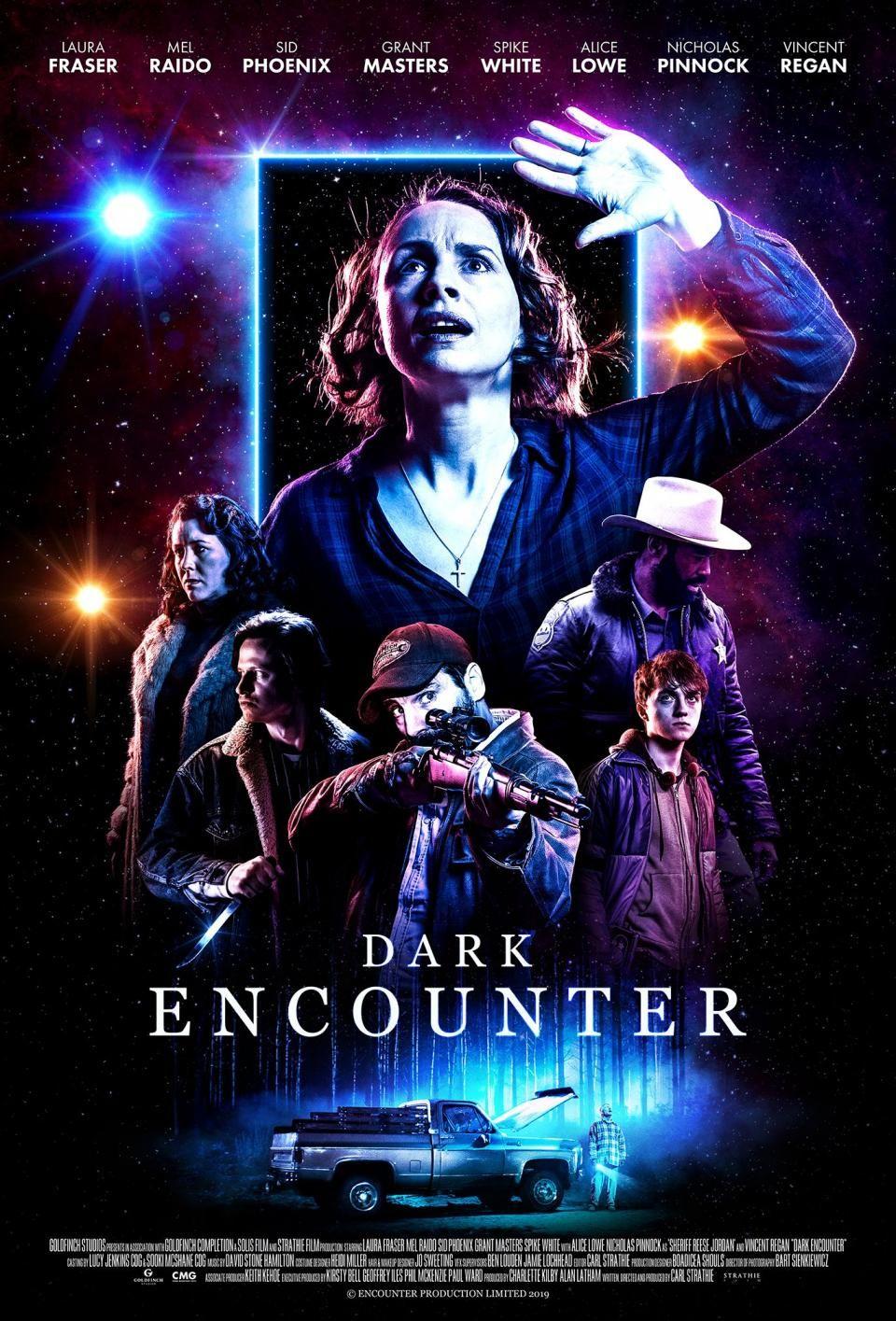 3523 Dark Encounter (2019) 720p WEBRip English movies