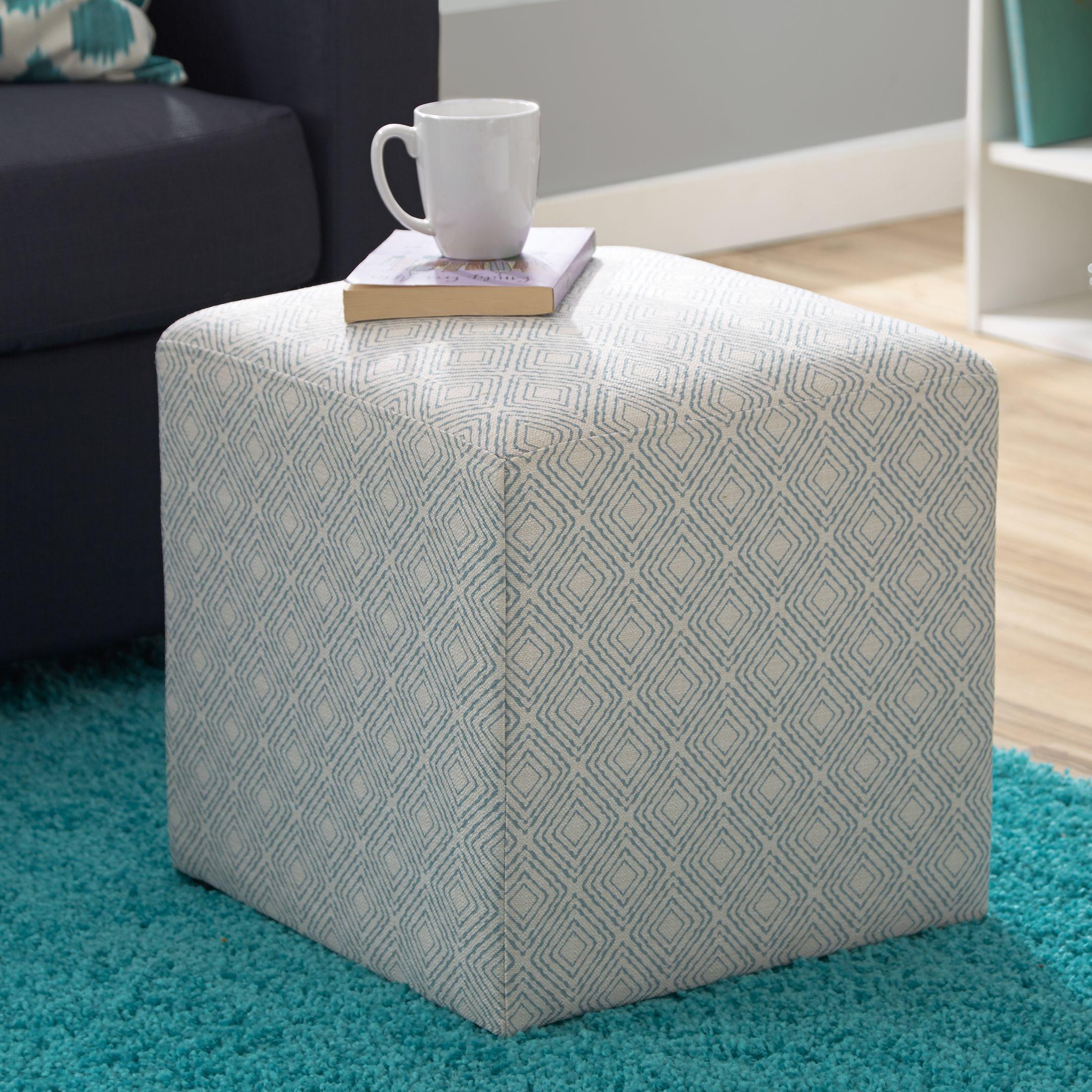 Cube Ottoman