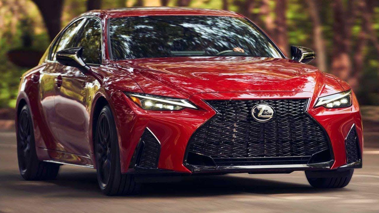 New 2021 Lexus Is 350 F Sport Best In Its Class Lexus Sports Car Lexus Cars Lexus