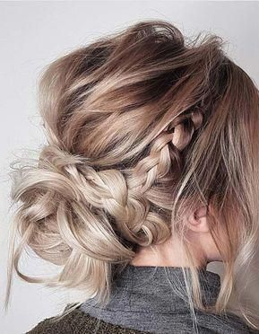Perfectly Imperfect Updos You Ll Love For Your Wedding